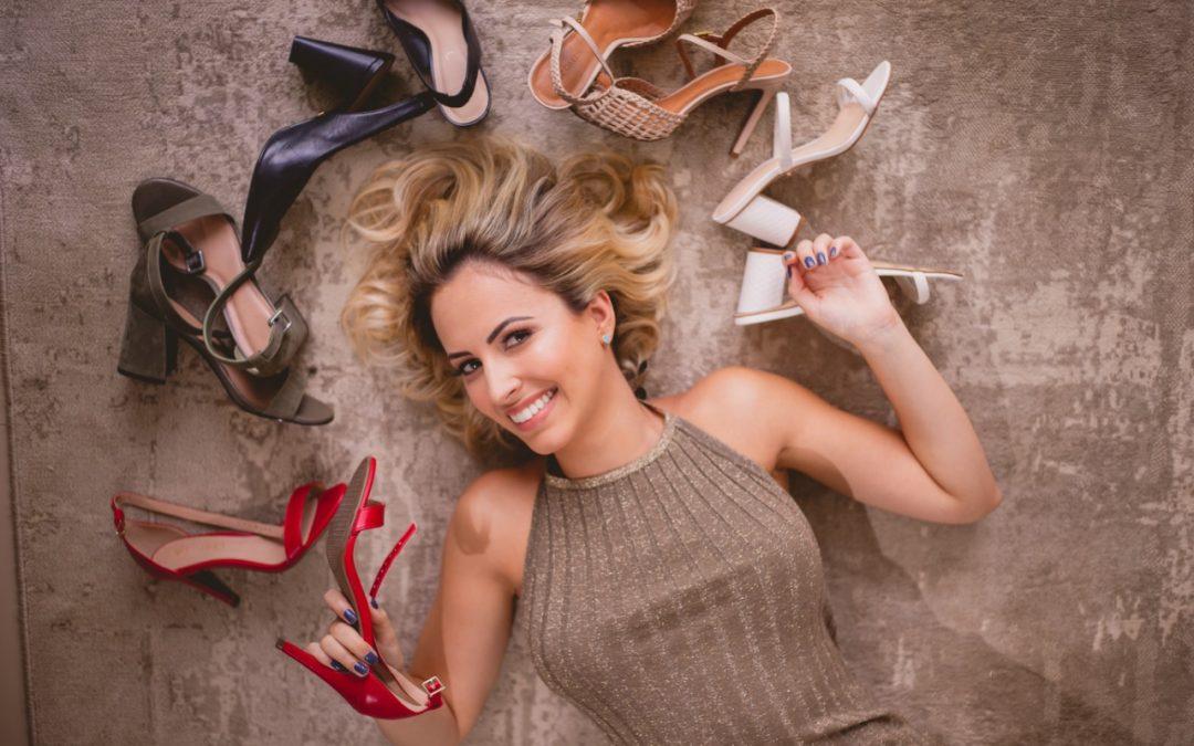 Em que os seus sapatos podem te ajudar?